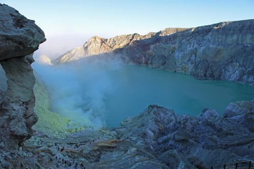 Volcan - Kawah Ijen
