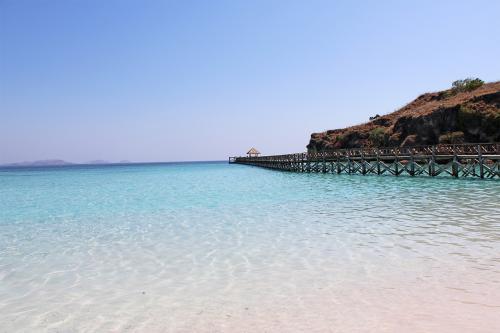 Padar Island - Pink Beach